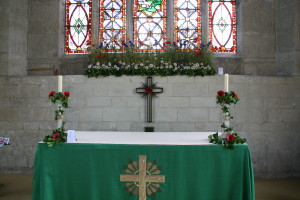 The Altar and Window